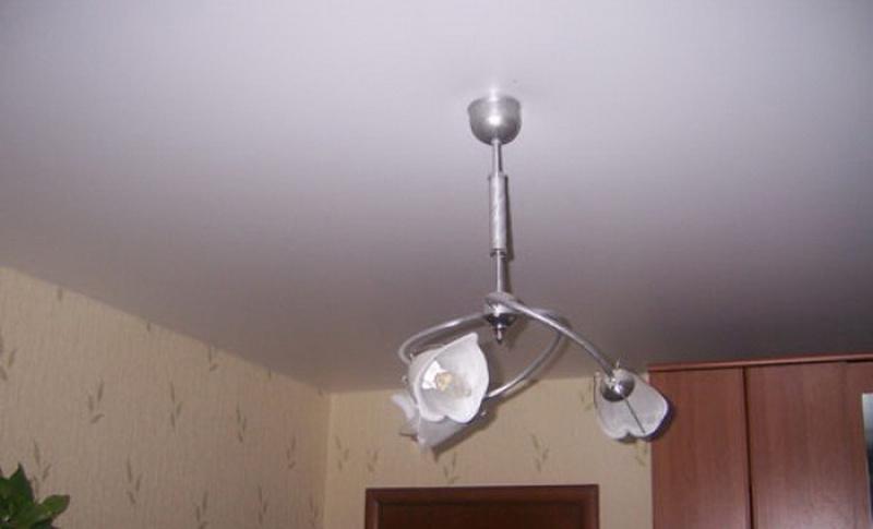 Безшевни опънати  тавани
